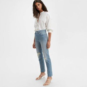 Levi's Women's 501 Original Fit Jeans, Indigo